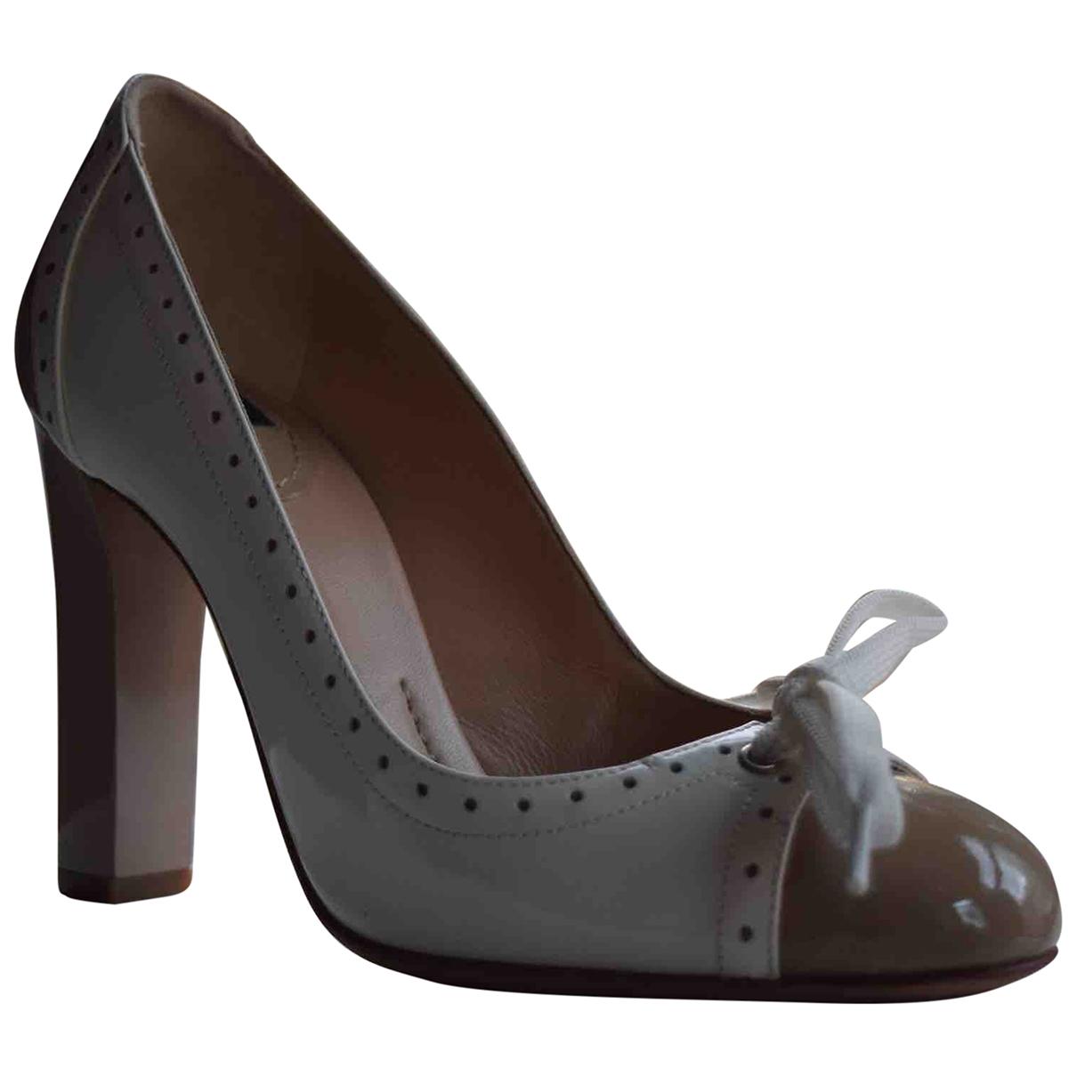 D&g \N Multicolour Patent leather Heels for Women 36 EU