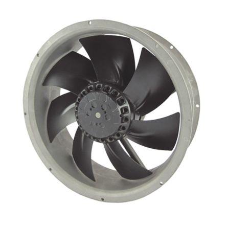 RS PRO , 230 V ac, AC Axial Fan, 254 x 254 x 89mm, 1699m³/h, 105W, IP56