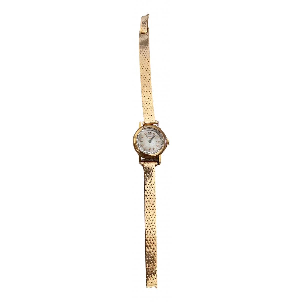 Reloj de Oro amarillo Longines