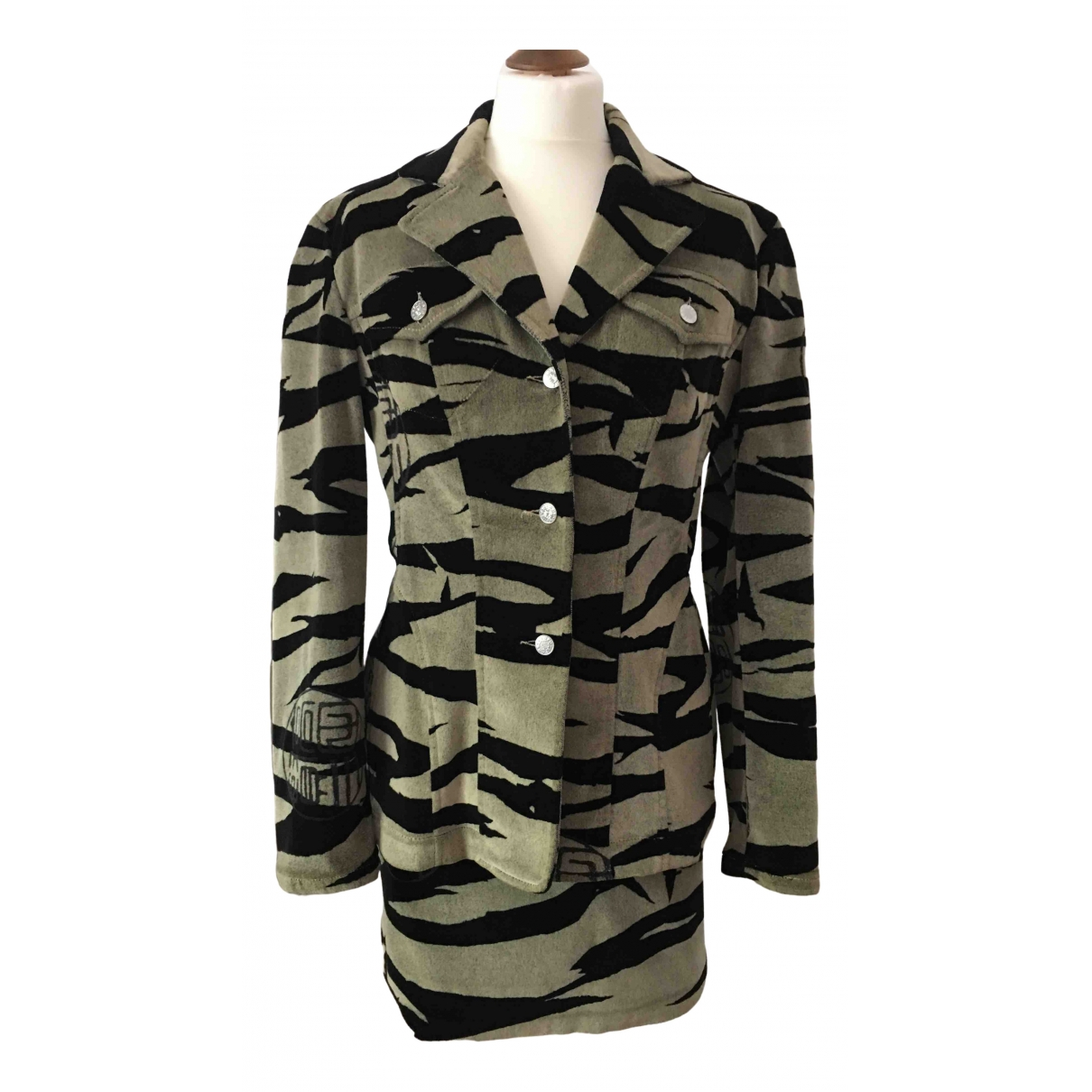 Kenzo \N Cotton - elasthane skirt for Women 40 FR