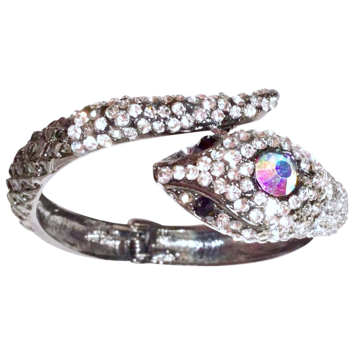 Valentino Garavani \N Silver Metal bracelet for Women \N