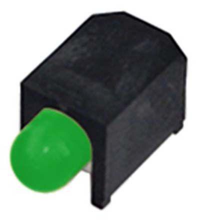 VCC CBI SMT 1POS Right Angle 2V Green TR (1000)