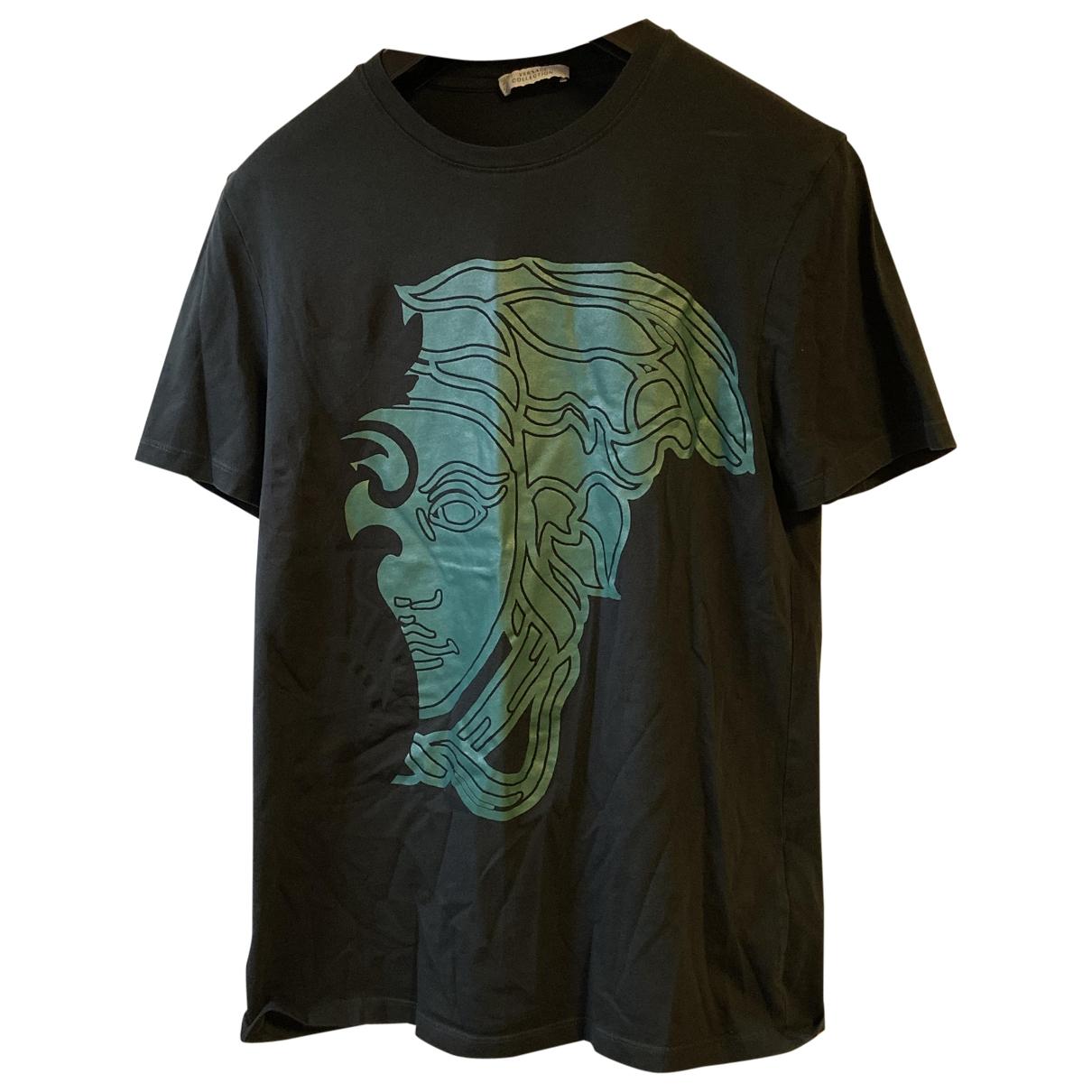 Versace - Tee shirts   pour homme en coton