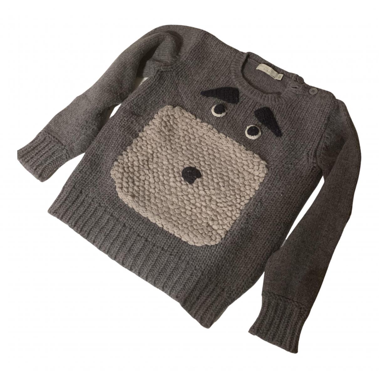 Stella Mccartney N Grey Wool Knitwear for Kids 8 years - until 50 inches UK