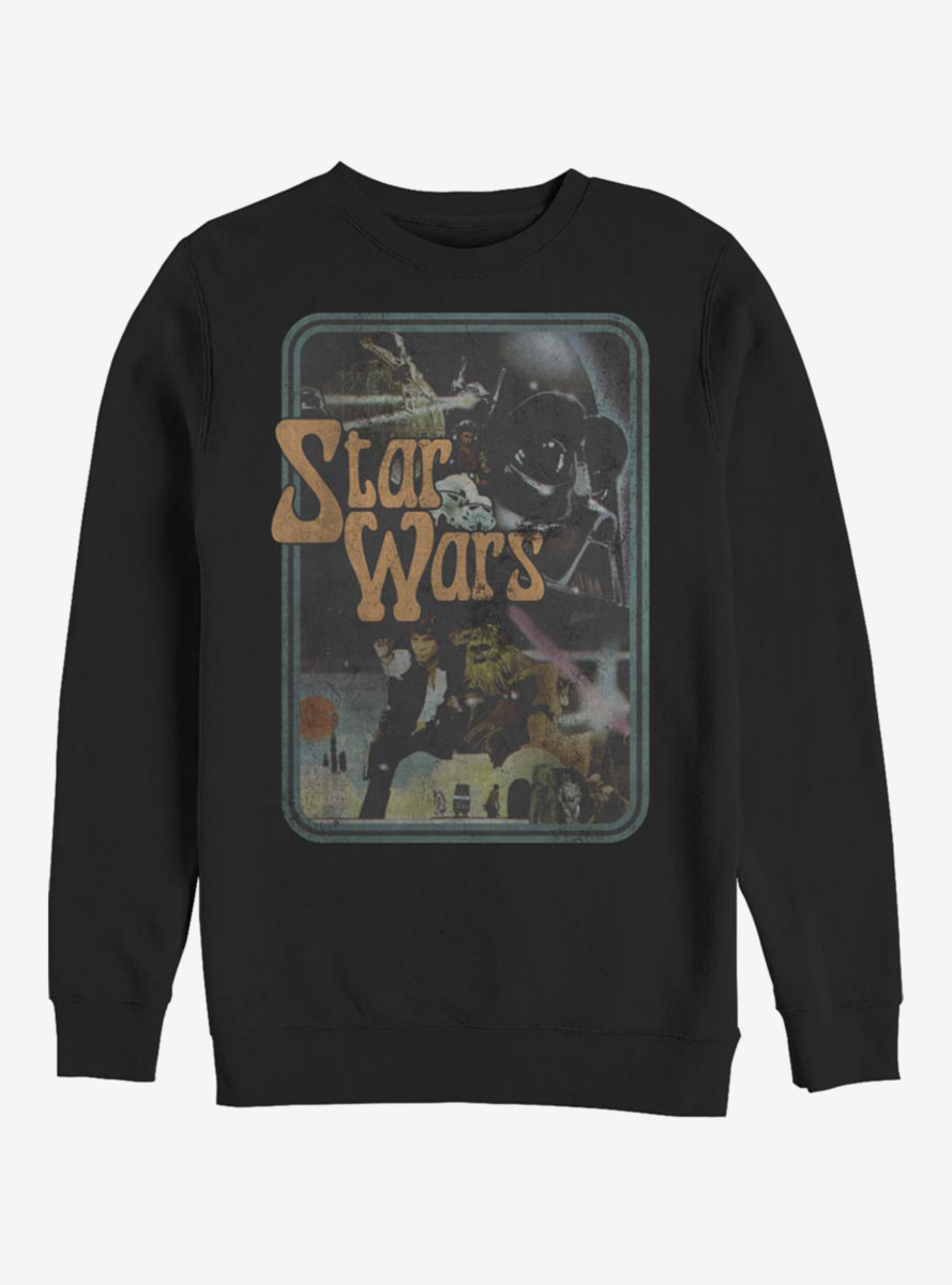 Star Wars Retro Sweatshirt