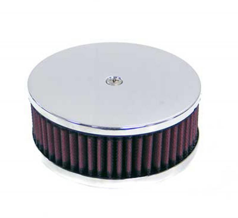 K&N 60-1331 Round Air Filter Assembly