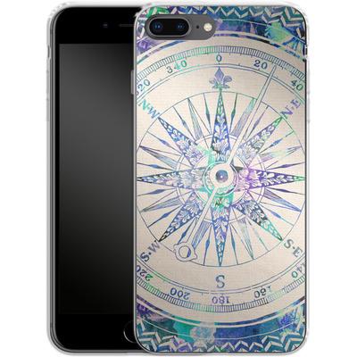 Apple iPhone 8 Plus Silikon Handyhuelle - Follow Your Own Path von Bianca Green