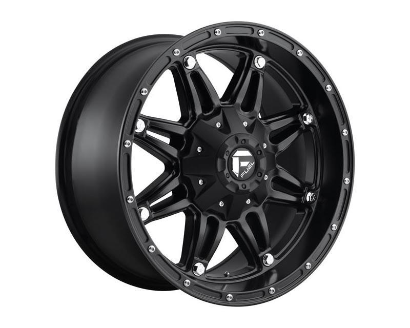 Fuel D531 Hostage Wheel 18x9 BLANK 20mm Matte Black