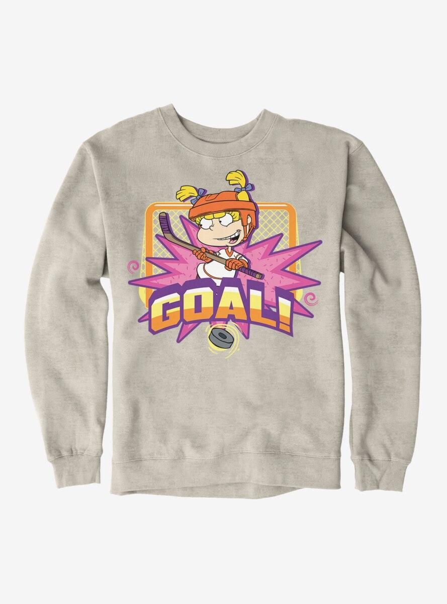 Rugrats Angelica Hockey Sweatshirt