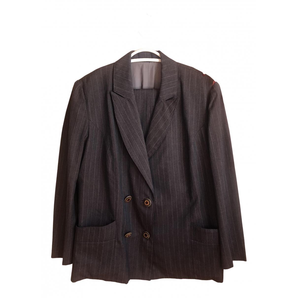Non Signé / Unsigned \N Multicolour Cotton jacket for Women XXXL International