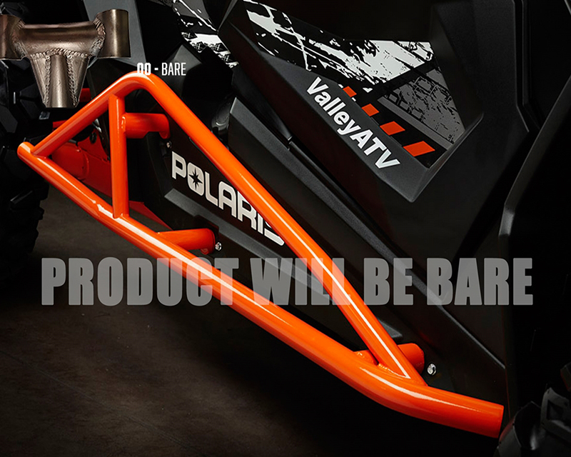Houser Racing 273001-64 Velocity Blue Tree Bars Polaris RZR 900 XC 15-17