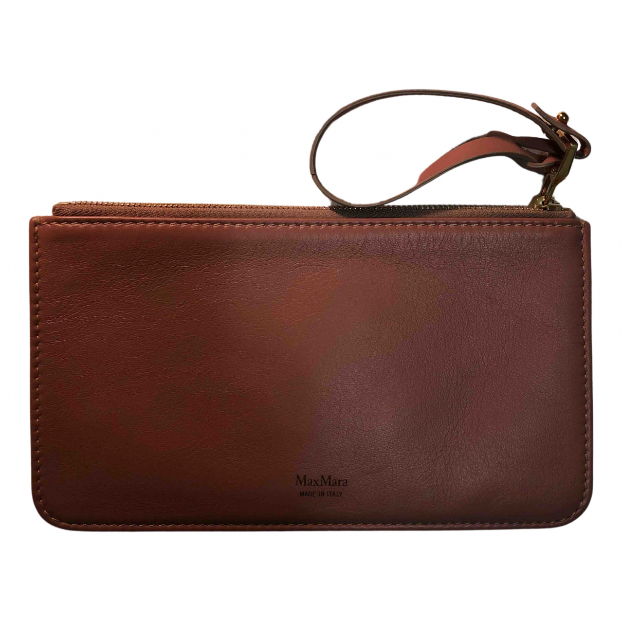 Max Mara N Pink Leather Purses, wallet & cases for Women N