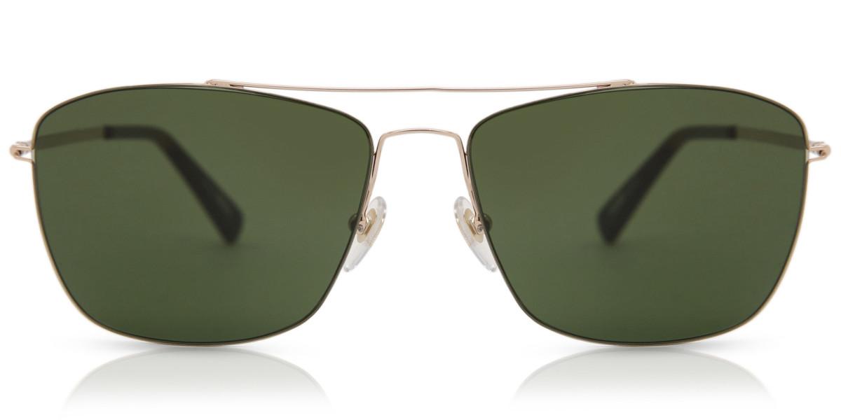 Mont Blanc MB594S 28N Men's Sunglasses Gold Size 59