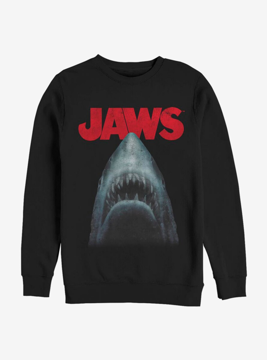 Jaws Out Of Water Sweatshirt