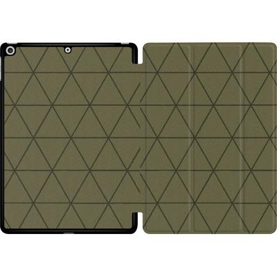 Apple iPad 9.7 (2017) Tablet Smart Case - Moss von caseable Designs