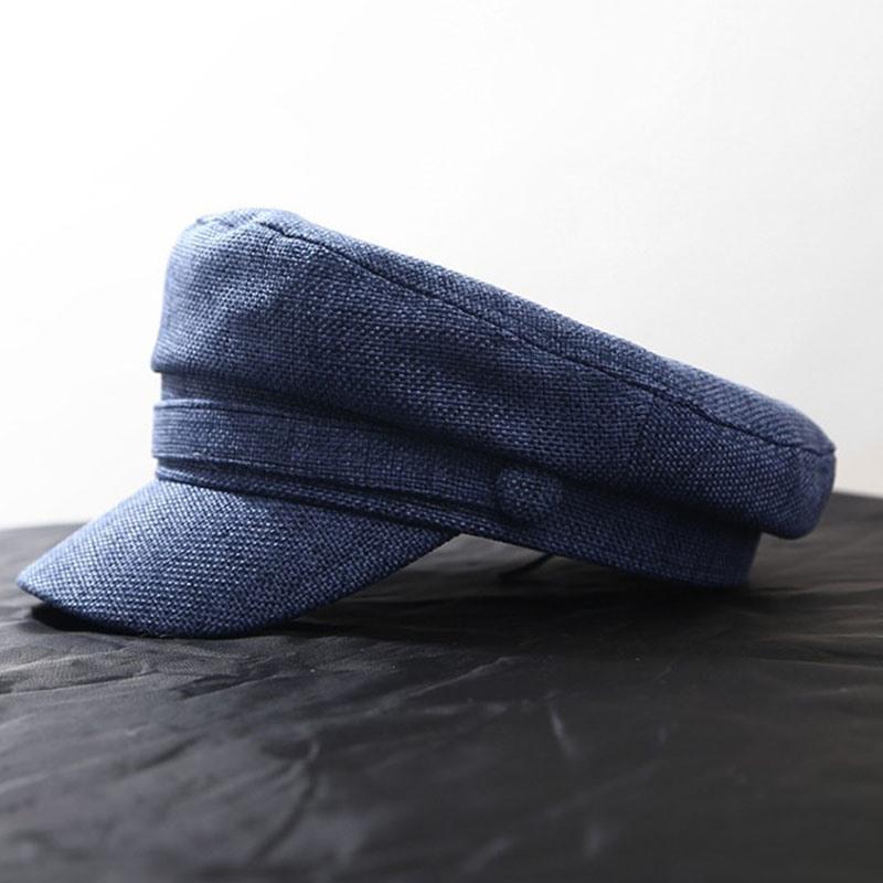 Ericdress Plain Linen Spring Hats
