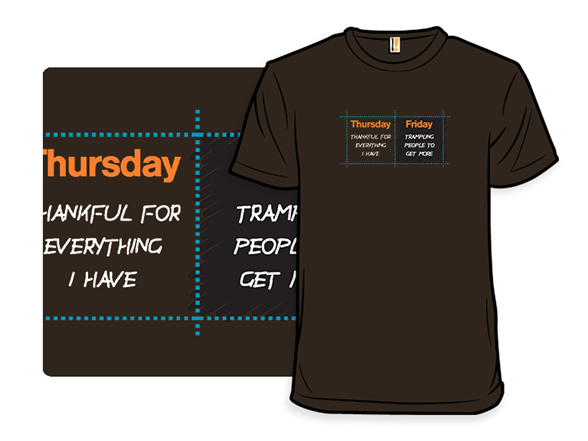 Holiday Plans T Shirt