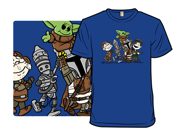 Bounty Hunters T Shirt