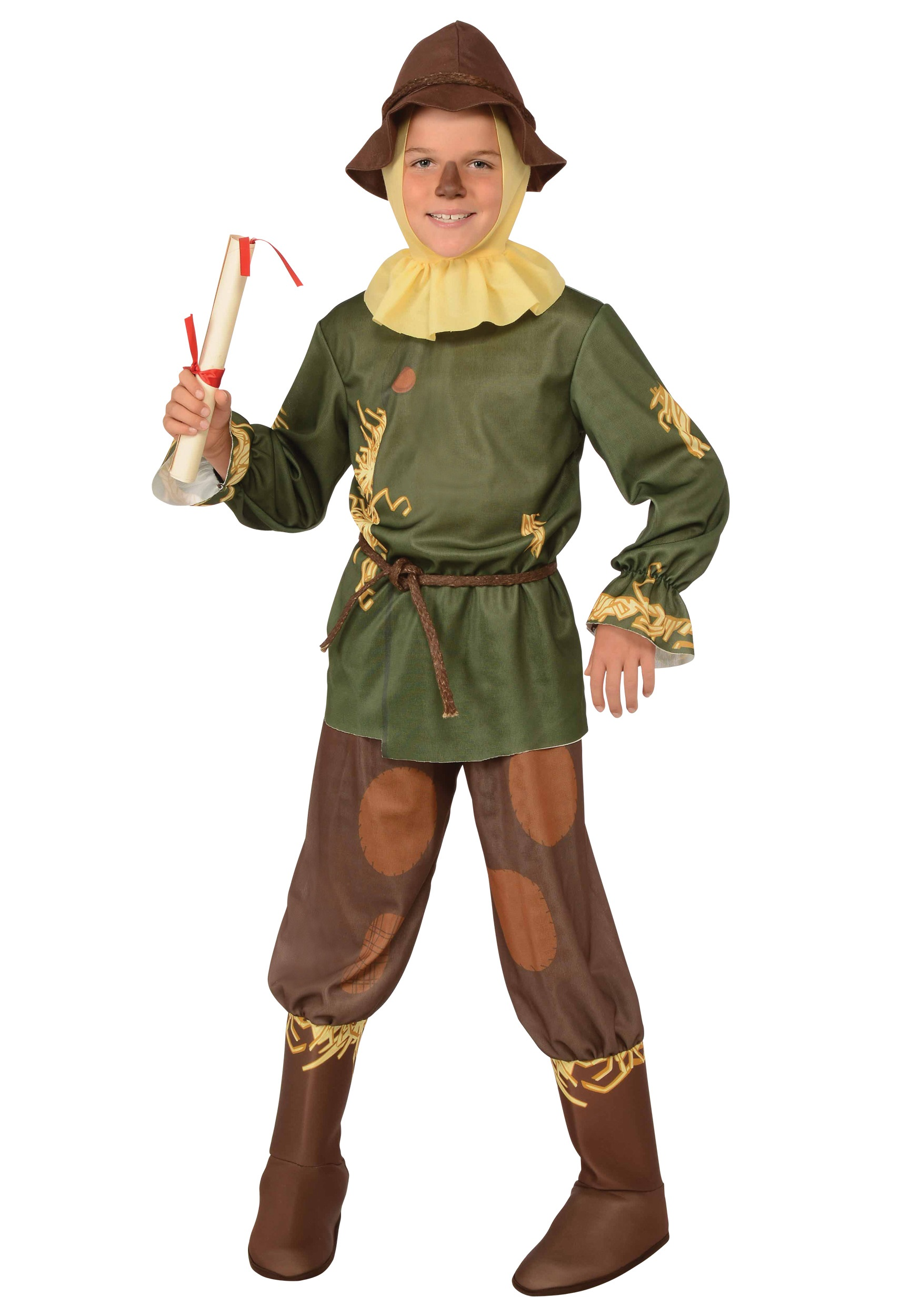 Scarecrow Costume For Children