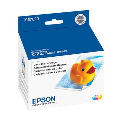 Epson T037020 Original Color Ink Cartridge