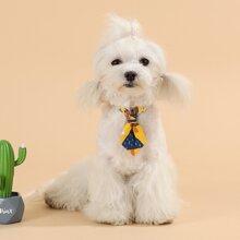 1 pieza collar de perro con campana