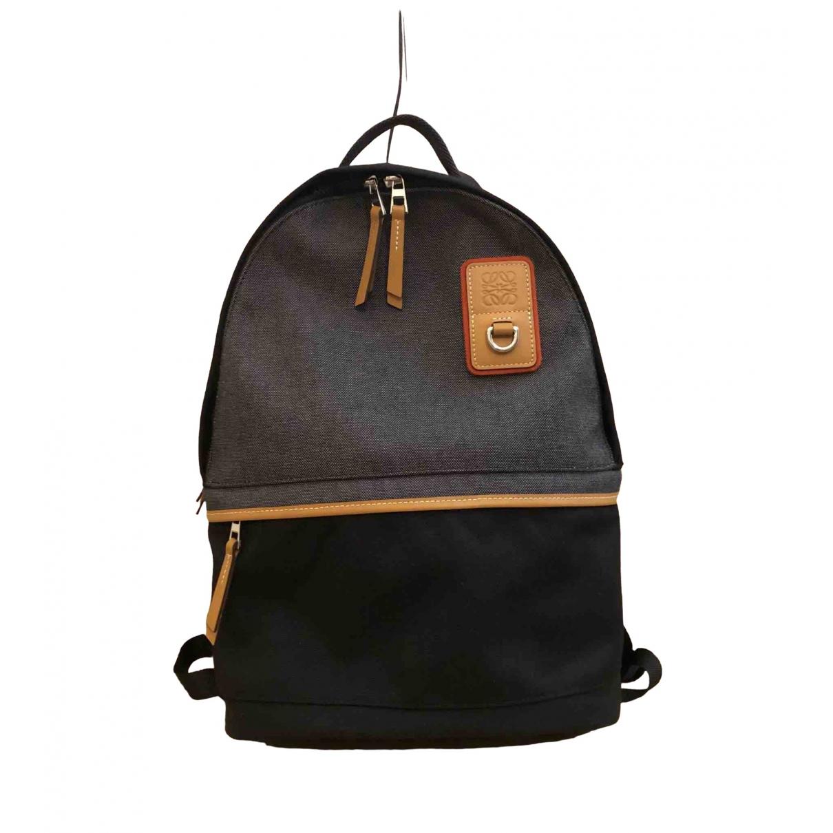 Loewe Eye/Loewe/Nature Black bag for Men \N