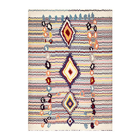 nuLoom Moroccan Motley Rectangular Rug, One Size , Multiple Colors
