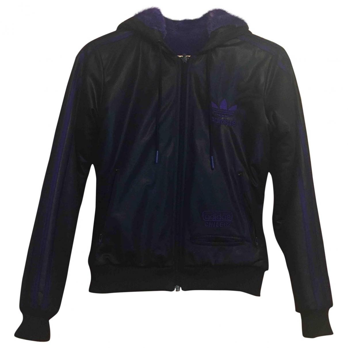 Adidas \N Black jacket for Women 36 FR