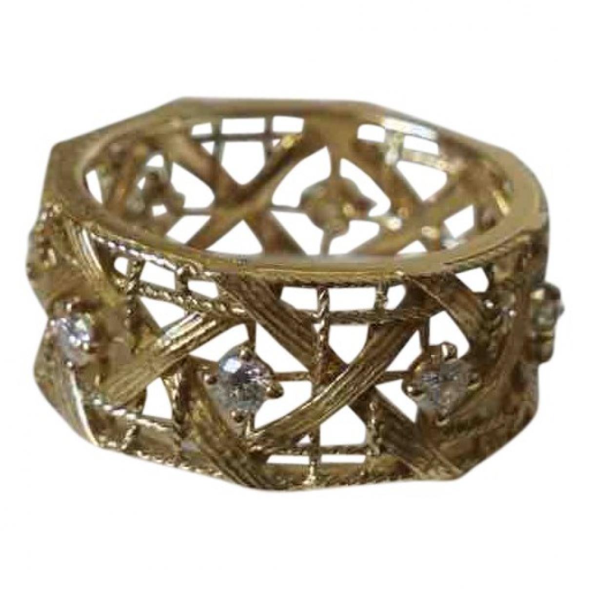 Dior - Bague My Dior pour femme en or jaune - dore