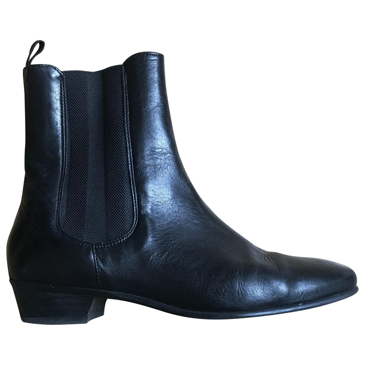 Botas de Cuero Hudson