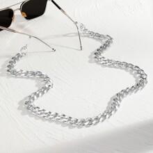 Cadena de gafas de hombres
