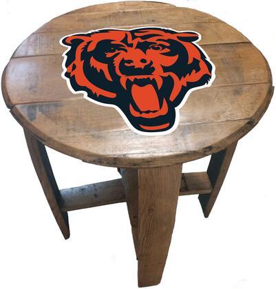 629-1019 Chicago Bears Oak Barrel
