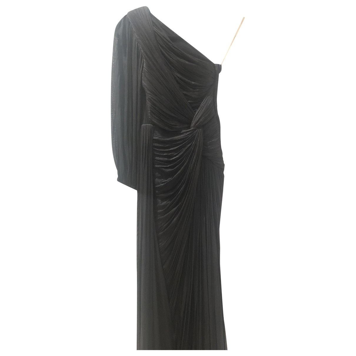 Maria Lucia Hohan \N Black Silk dress for Women 34 FR