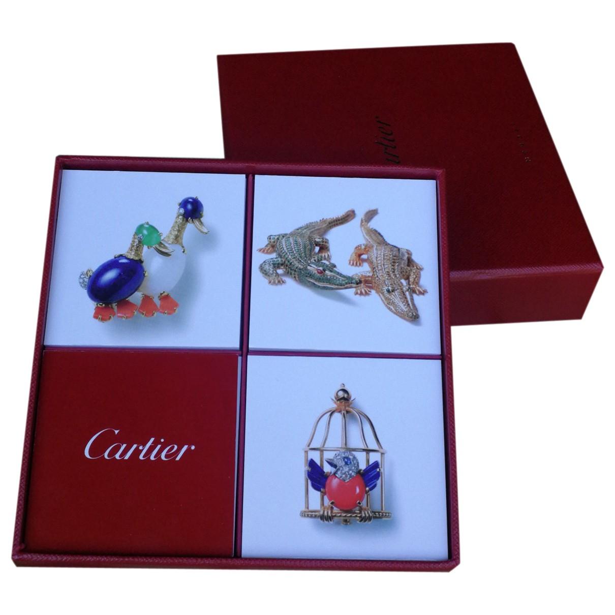 Cartier - Objets & Deco   pour lifestyle - bordeaux