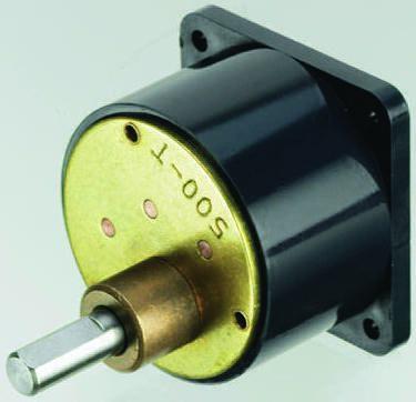 Trident Engineering Spur Gearbox, 100:1 Gear Ratio, 1.8 Nm Maximum Torque