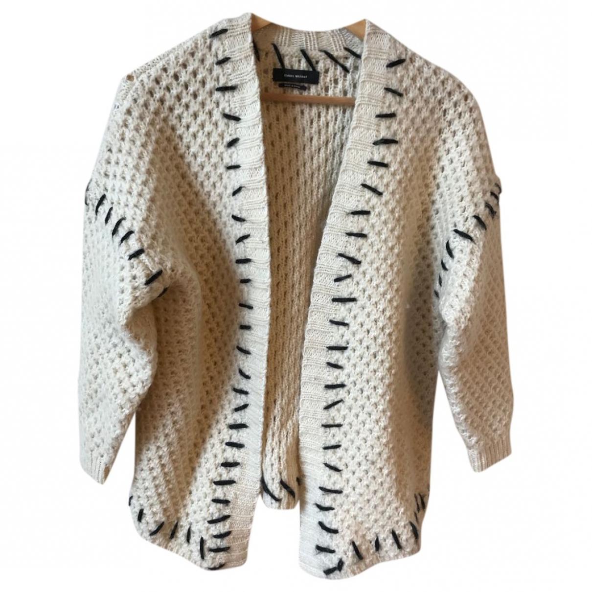 Isabel Marant - Pull   pour femme en laine - beige