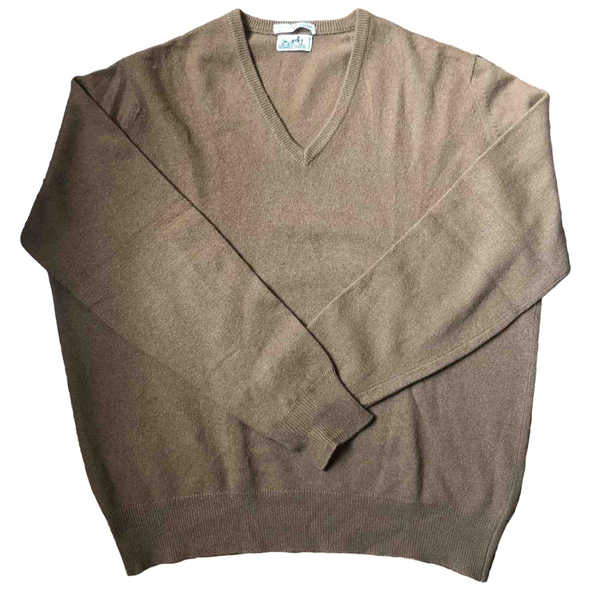 Hermès N Camel Cashmere Knitwear for Women L International