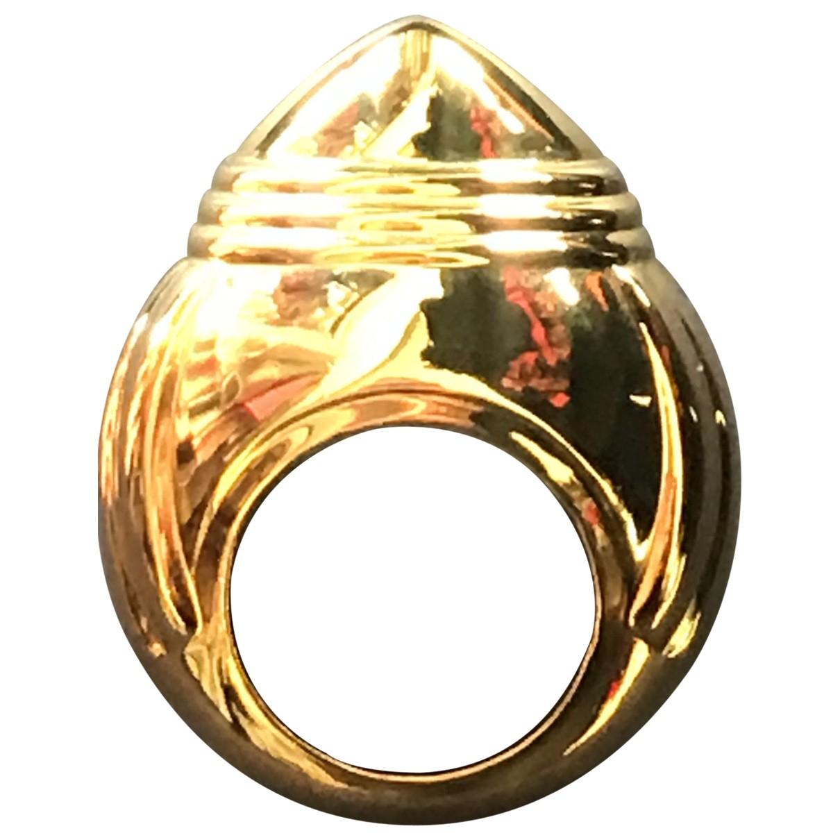 Boucheron - Bague   pour femme en metal - dore