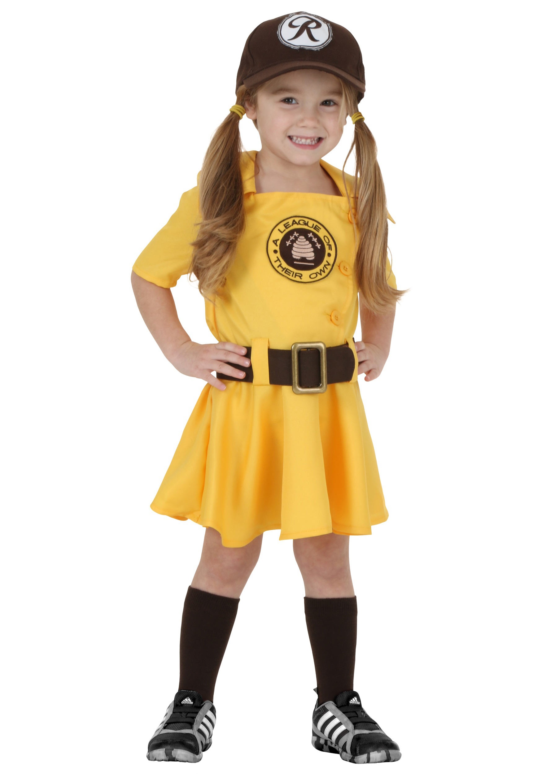 Toddler Kit Costume from A League of Their Own