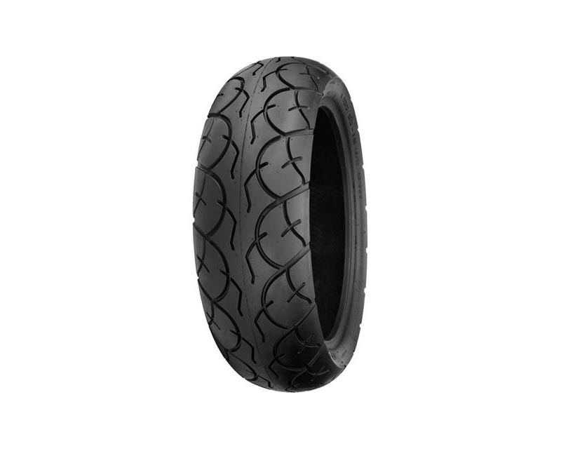 Shinko 87-4502 SR567/568 Series Rear Tubeless Tire 130/70-13