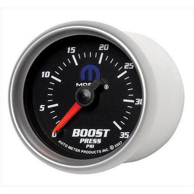 Auto Meter MOPAR Mechanical Boost Gauge - 880011