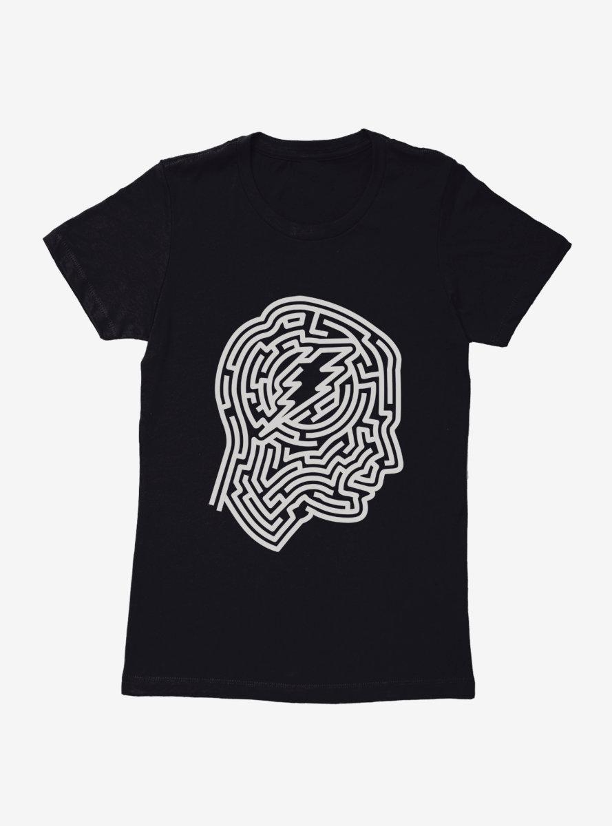 The Big Bang Theory Mind Puzzle Womens T-Shirt