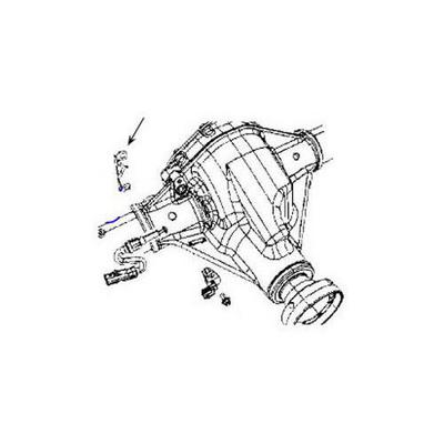 Jeep Actuator Bracket - 68003568AA