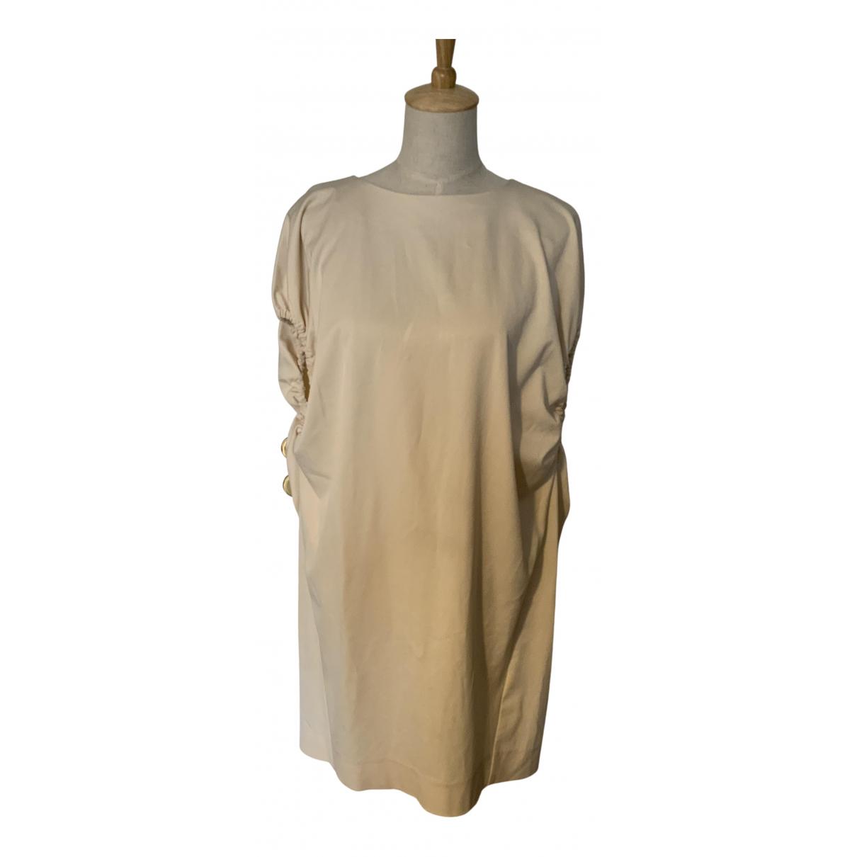 Toteme - Robe   pour femme - ecru