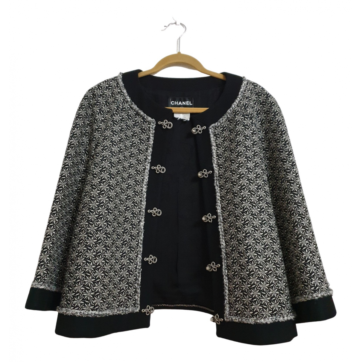 Chanel \N Black Wool jacket for Women L International