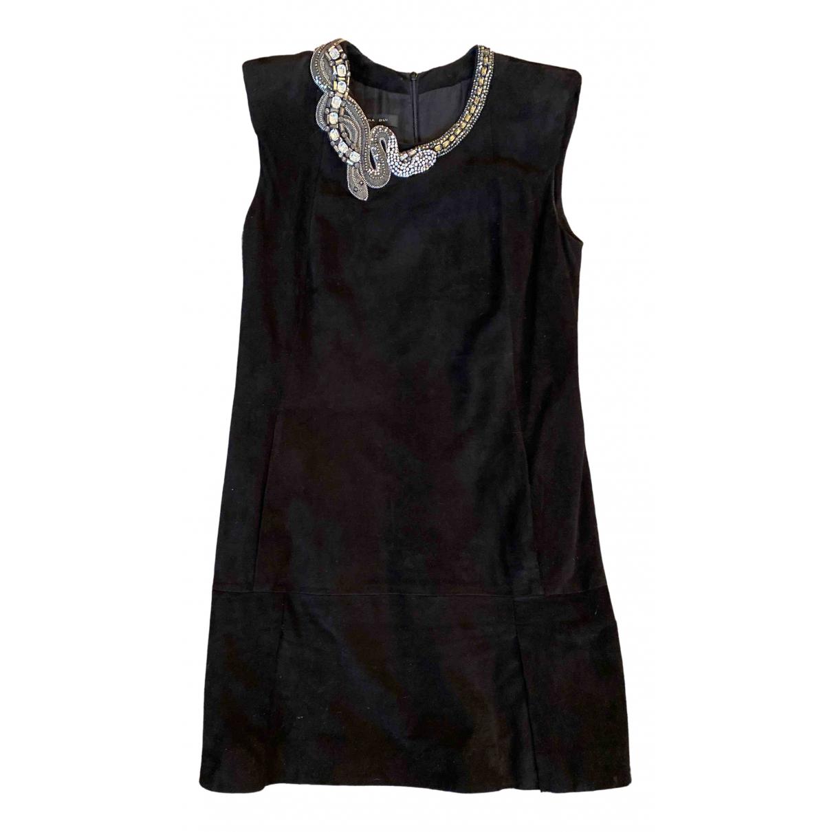 Mini vestido de Terciopelo Barbara Bui