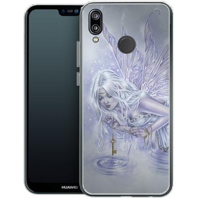 Huawei P20 Lite Silikon Handyhuelle - Fishing For Riddles von Selina Fenech