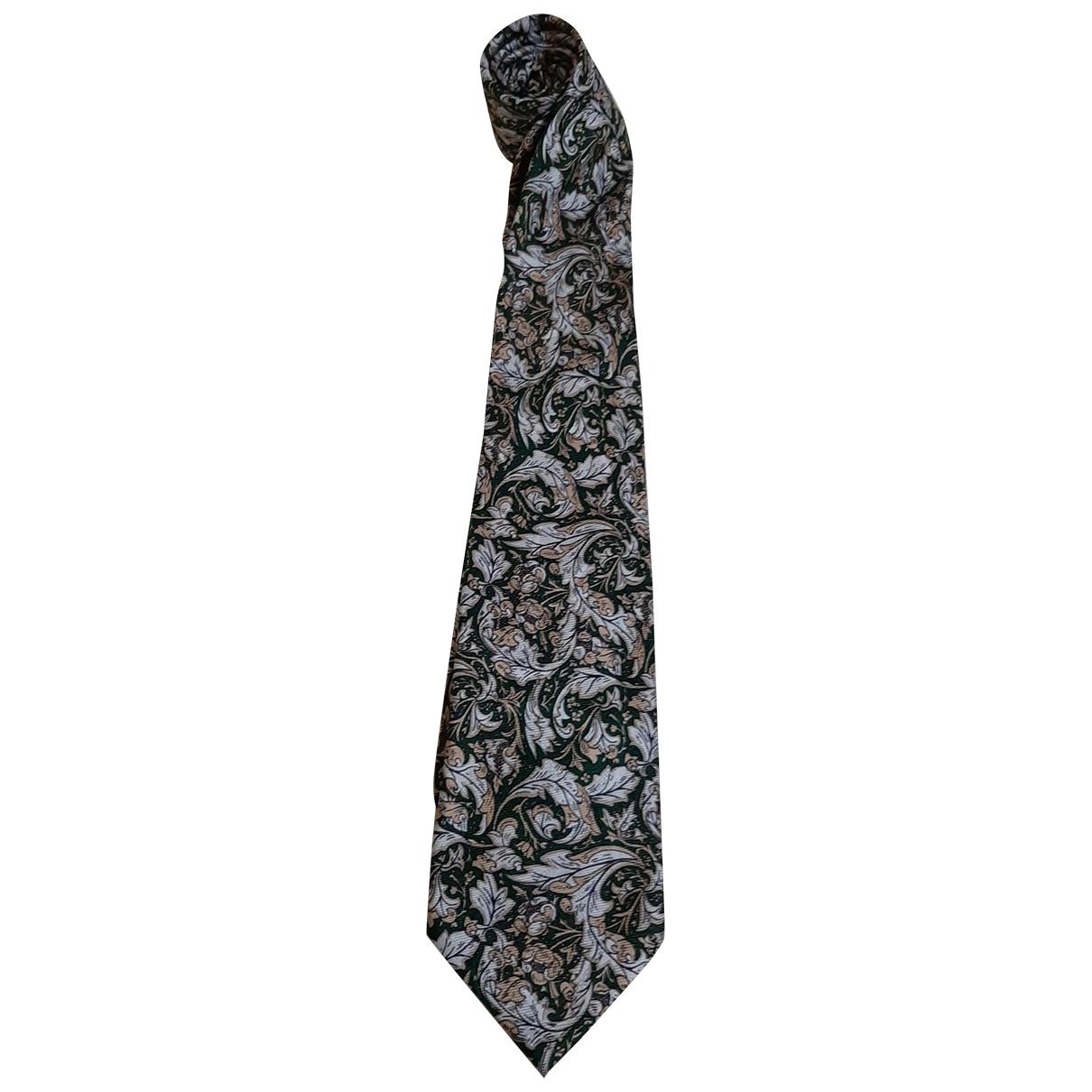 Pierre Cardin \N Multicolour Silk Ties for Men \N