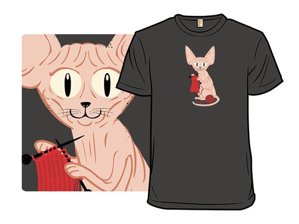 Sphynx Knit T Shirt