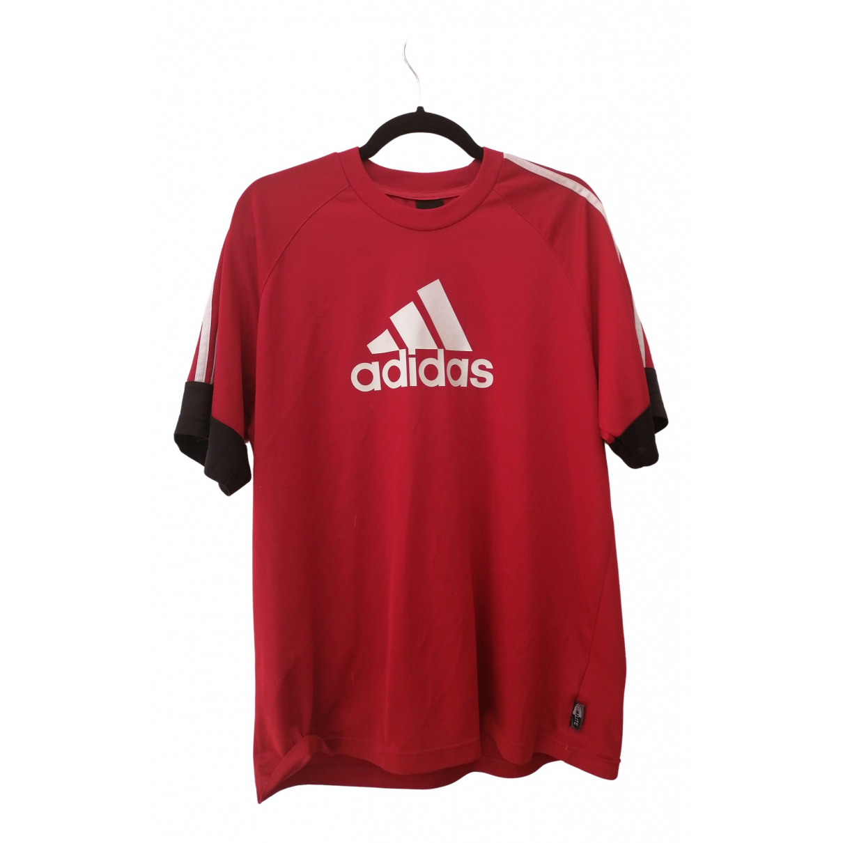Adidas - Tee shirts   pour homme - rouge